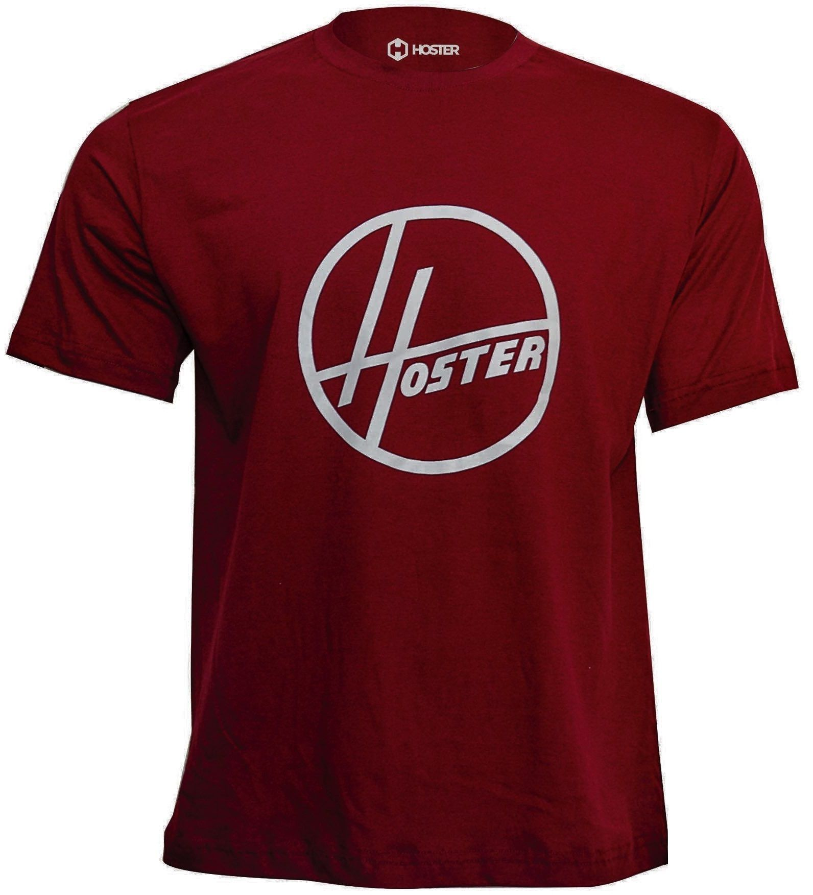CAMISETA HOSTER WAVE BORDO