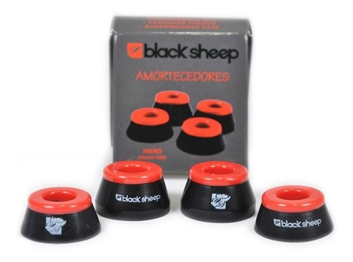 KIT AMORTECEDOR BLACK SHEEP CÔNICO HARD 95A