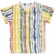 camiseta  infantil Listra pincel