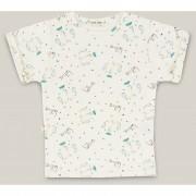 Camiseta infantil signo Libra