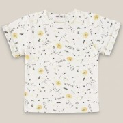 Camiseta infantil signo Virgem