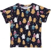 Camiseta  infantil monsters micromodal