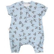 Macacão Bebê Albatroz Azul