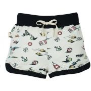Short Infantil  Estampado