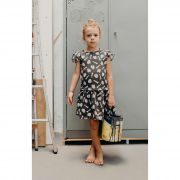 Vestido Infantil Aquarela