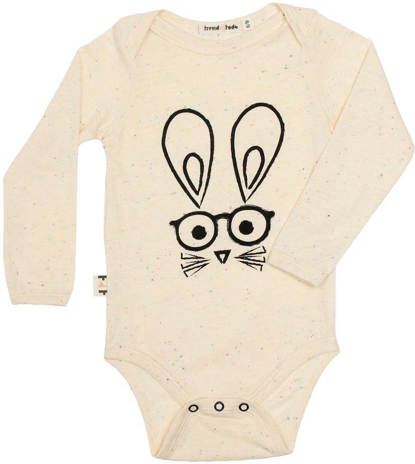 Coelho Body bebê algodão