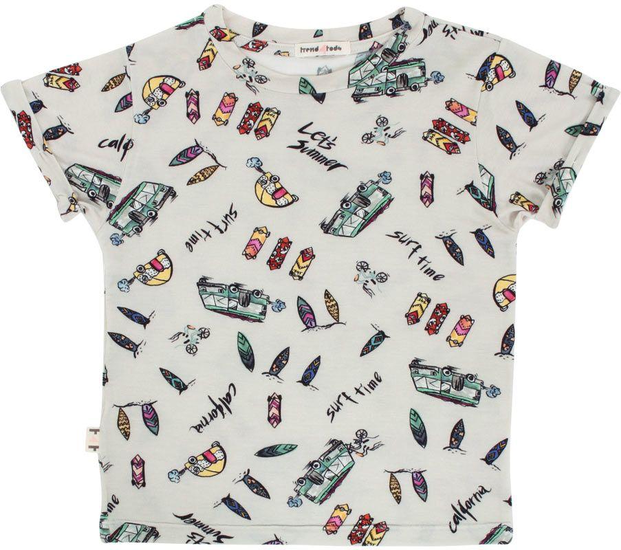 Camiseta estampa Califórnia micromodal