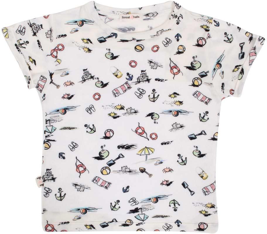 Malibu camiseta infantil micromodal