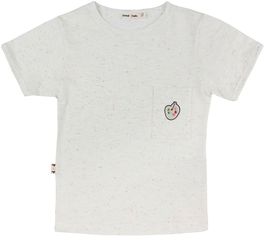 Camiseta infantil botone