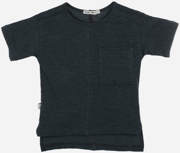 Camiseta infantil  recortes estonada