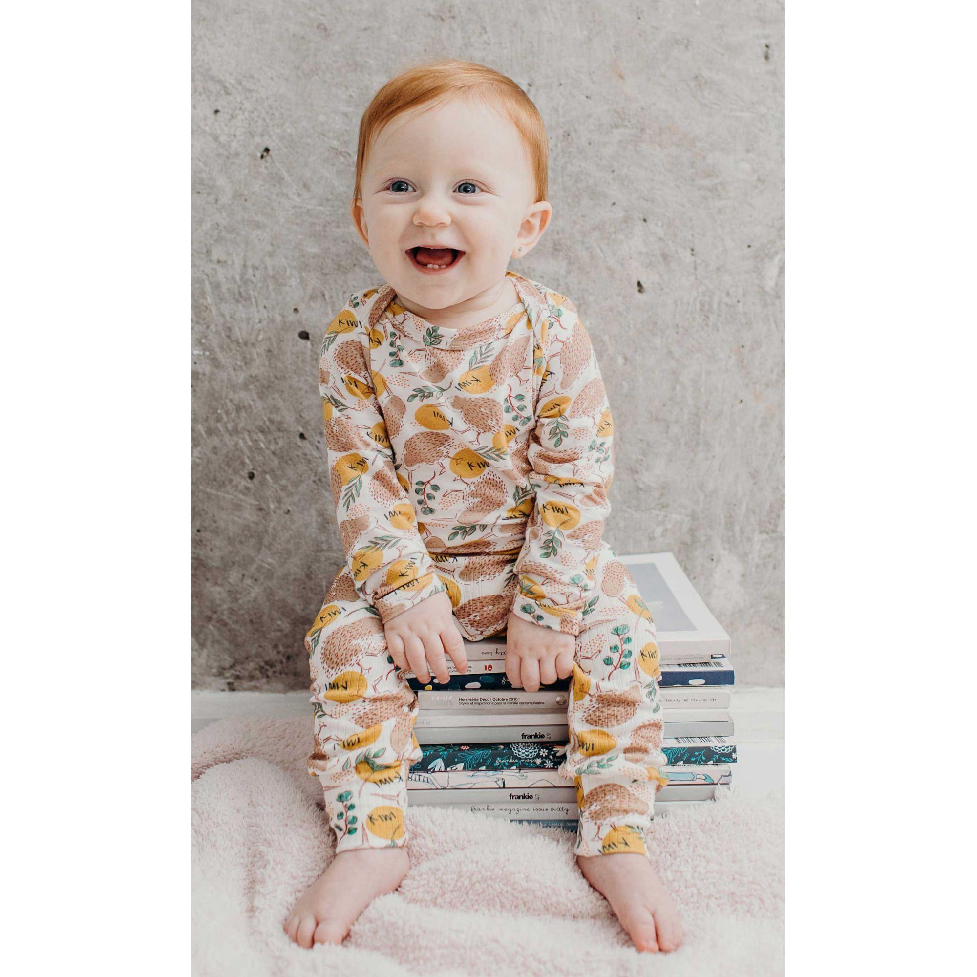 Kiwi Calça Bebê