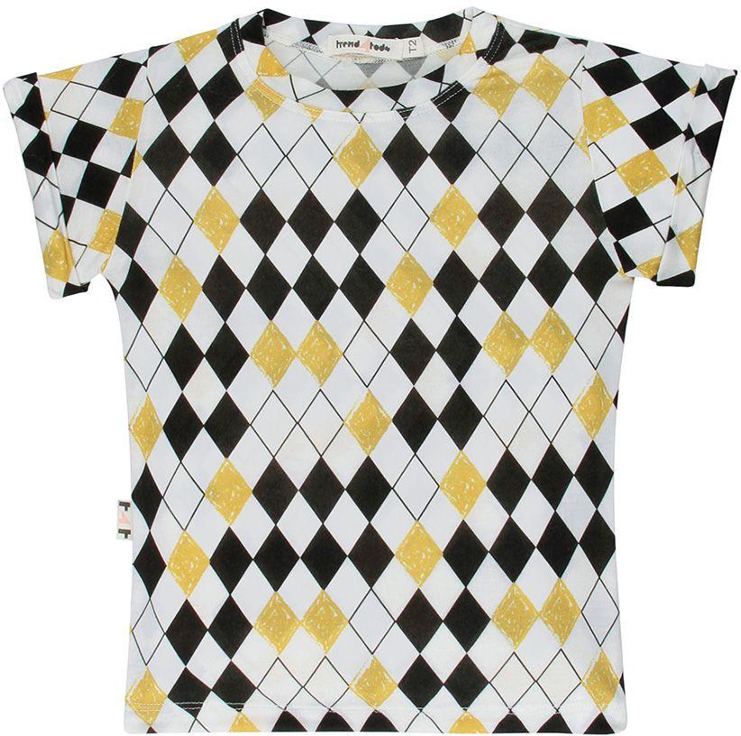Losango camiseta  infantil micromodal