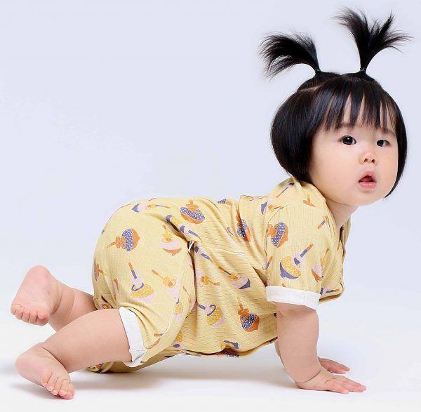 Macacão Bebê Pião