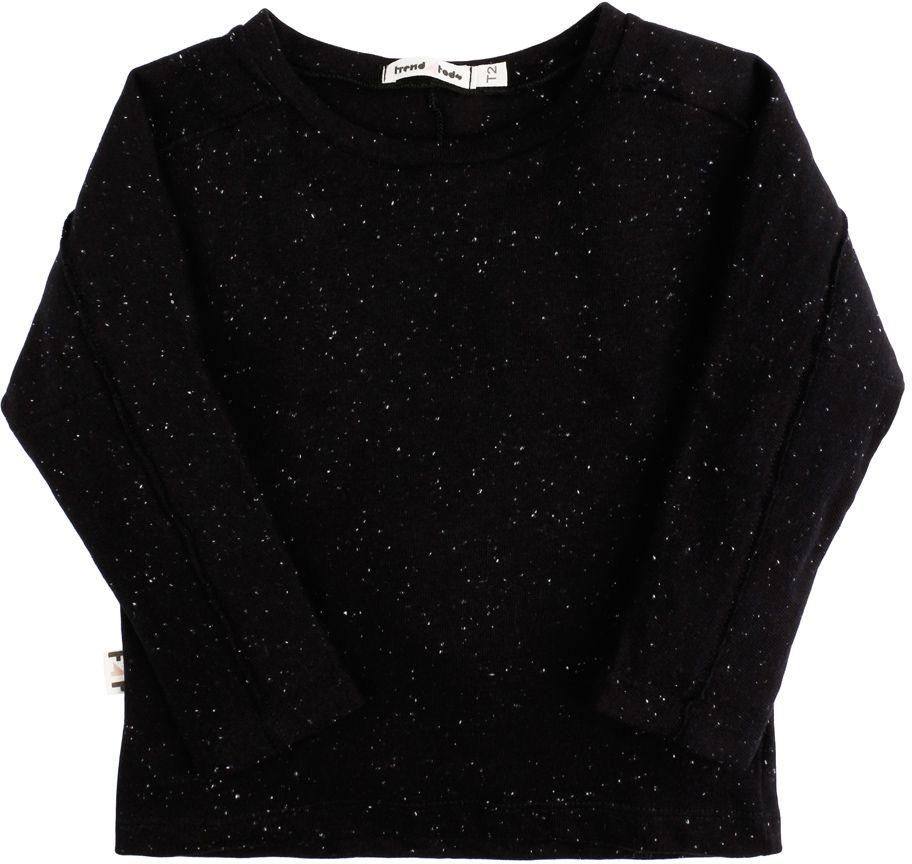 Preta camiseta infantil galactico