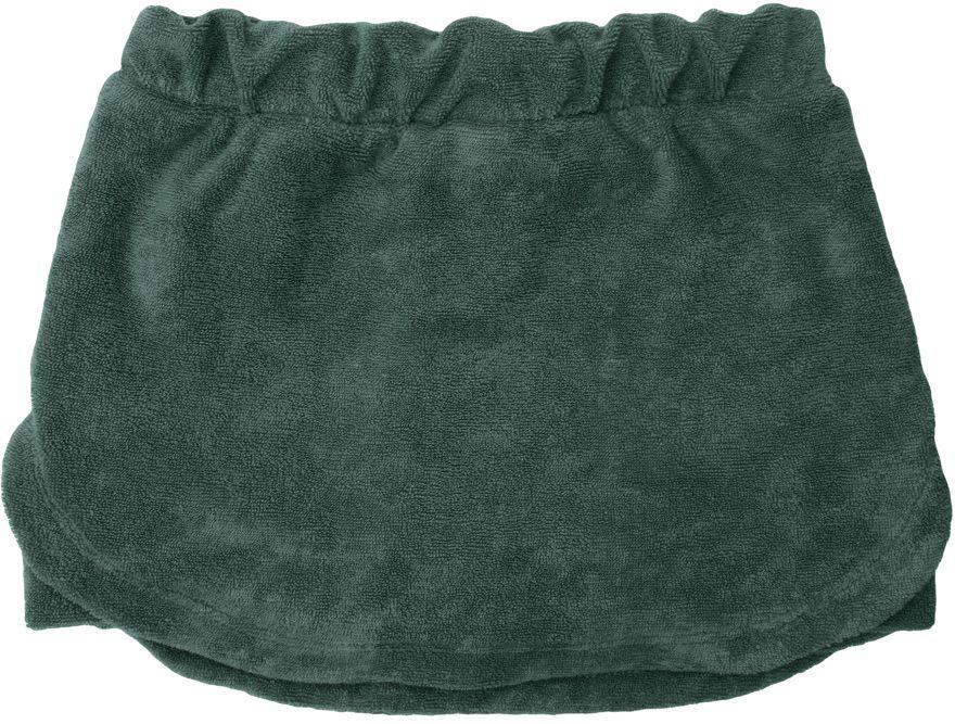 Shorts Saia Infantil Verde