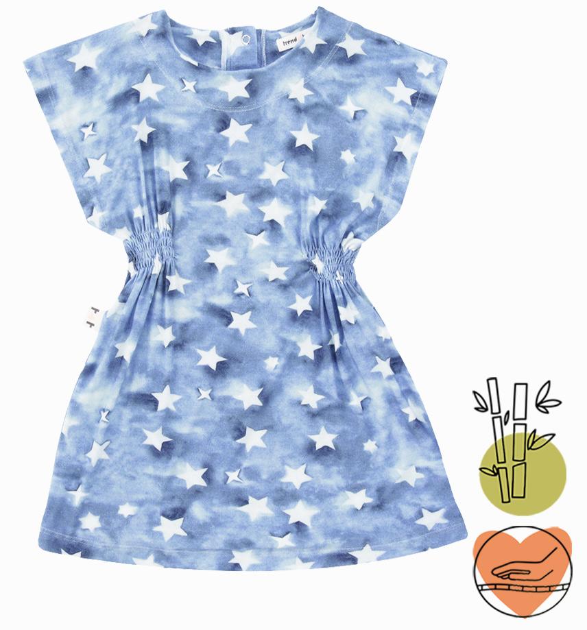 Vestido Estrelas