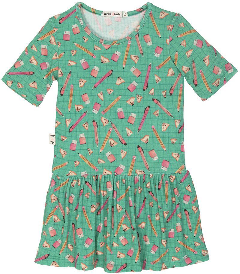 Vestido Infantil Estojo