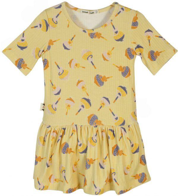 Vestido Infantil Pião