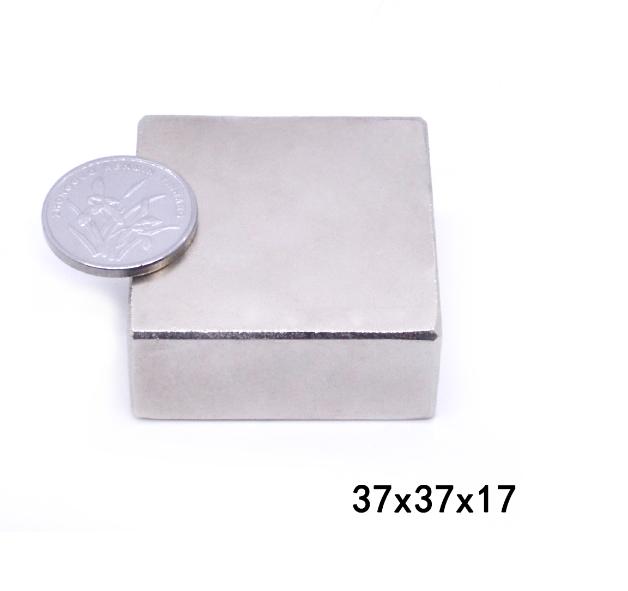 fd112e258ff Super Imas Neodimio Bloco 37x37x20mm Ima N35 - DANGOS