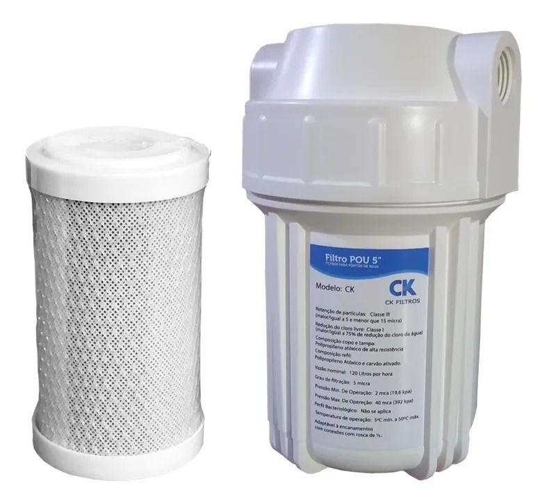 Filtro Refil Bebedouro Industrial 20l A 200 Litros
