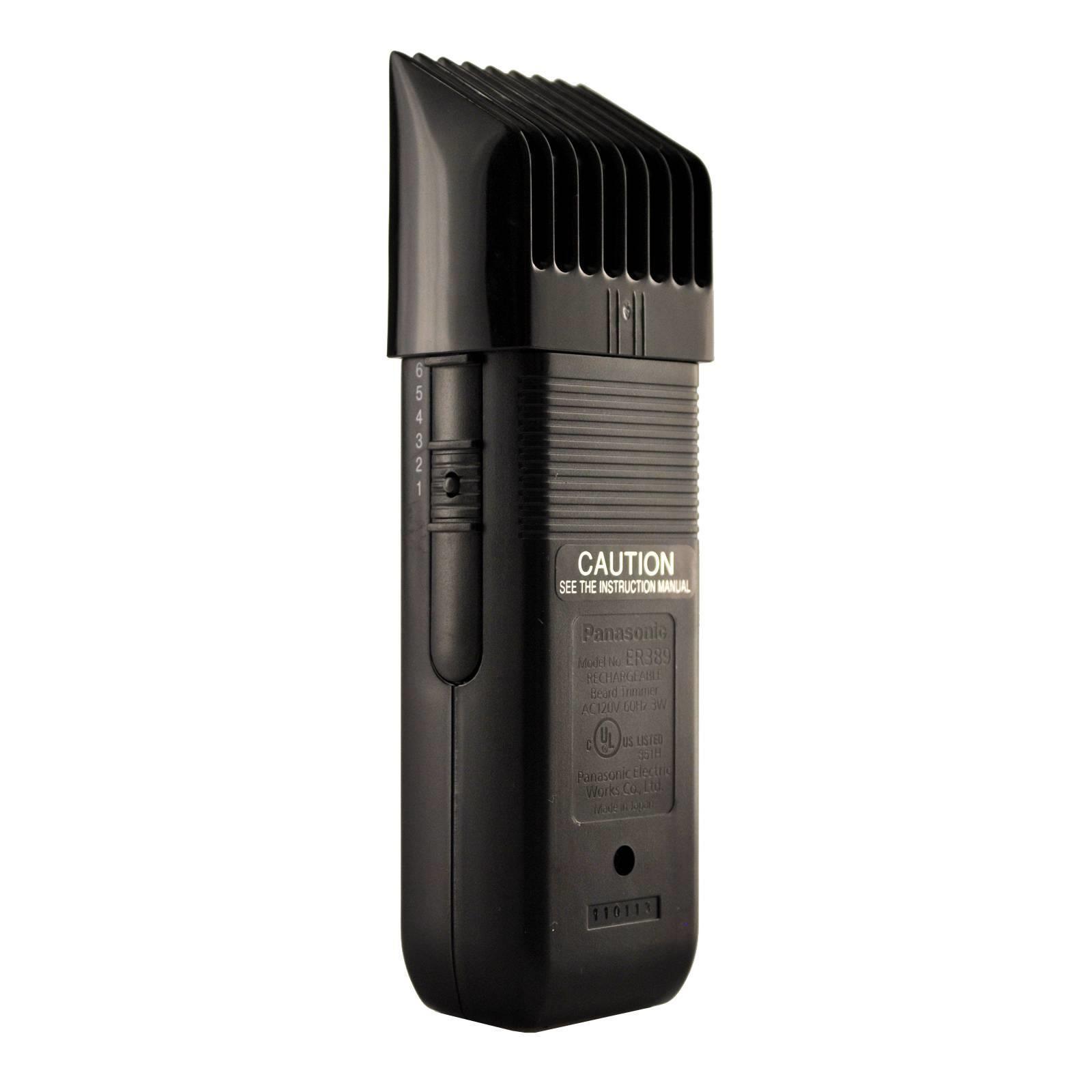 Maquina Barbeador Profissional Cortar Cabelo Aparador Bivolt