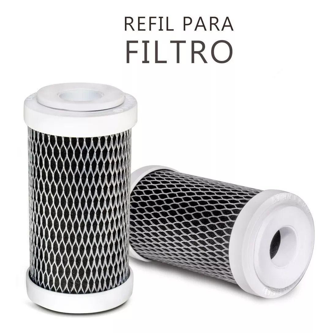 Refil Filtro Igatu 569 Universal Bebedouro Industrial