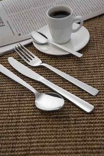 Colher Para Chá Restaurante Oslo Tramontina Com 12 Peças 63985/070