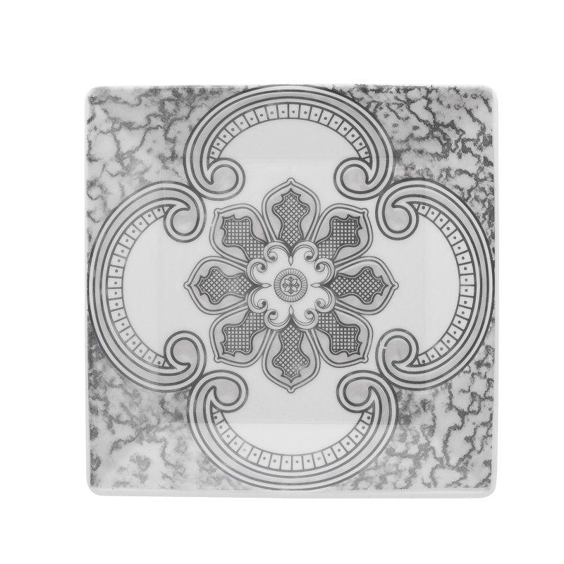Aparelho de Jantar e Chá 20 Peças Porcelana Pantheon Oxford