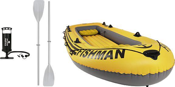 Barco Fishman 400 - MOR 1855