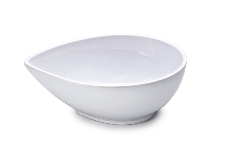 Bowl Gota Branco 300ml Melamina Haus 51201/001