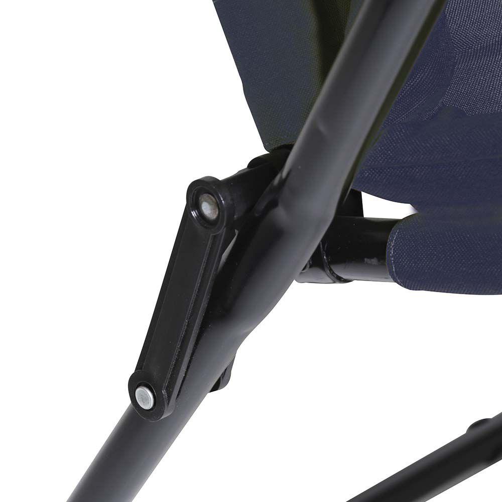Cadeira Alfa 4 Posições Azul - MOR 2302