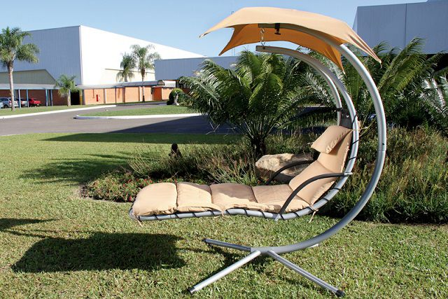 Cadeira Balance Bege - MOR 9023