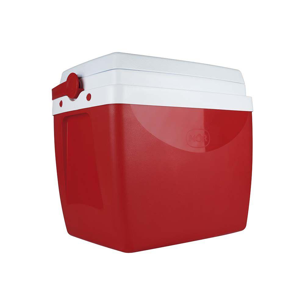 Caixa Térmica 26L Vermelha - MOR 25108172