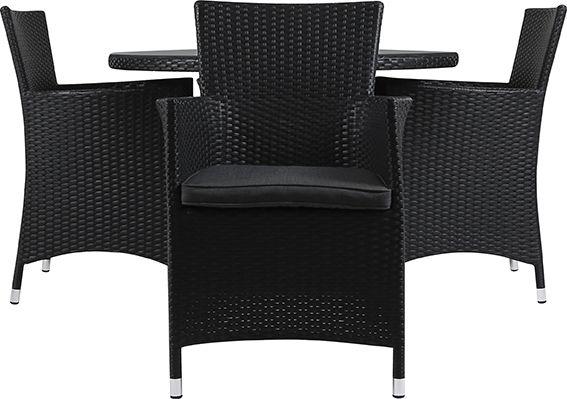 Conjunto De Mesa E Cadeiras Madri - MOR 9131
