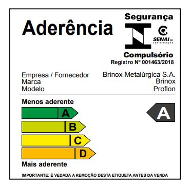 Conjunto de Panelas Antiaderente 5 Peças Garlic Vermelho Brinox - 7001/104