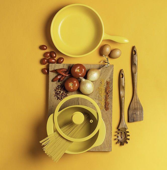 Conjunto de Panelas Cerâmica Cookware 4 Peças Solaris Oxford
