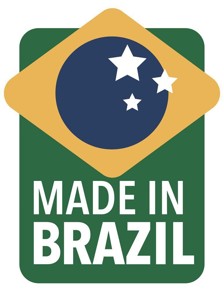 Cooktop a Gás Brasil GX 4 Queimadores Aço Inox Tramontina 94701/501