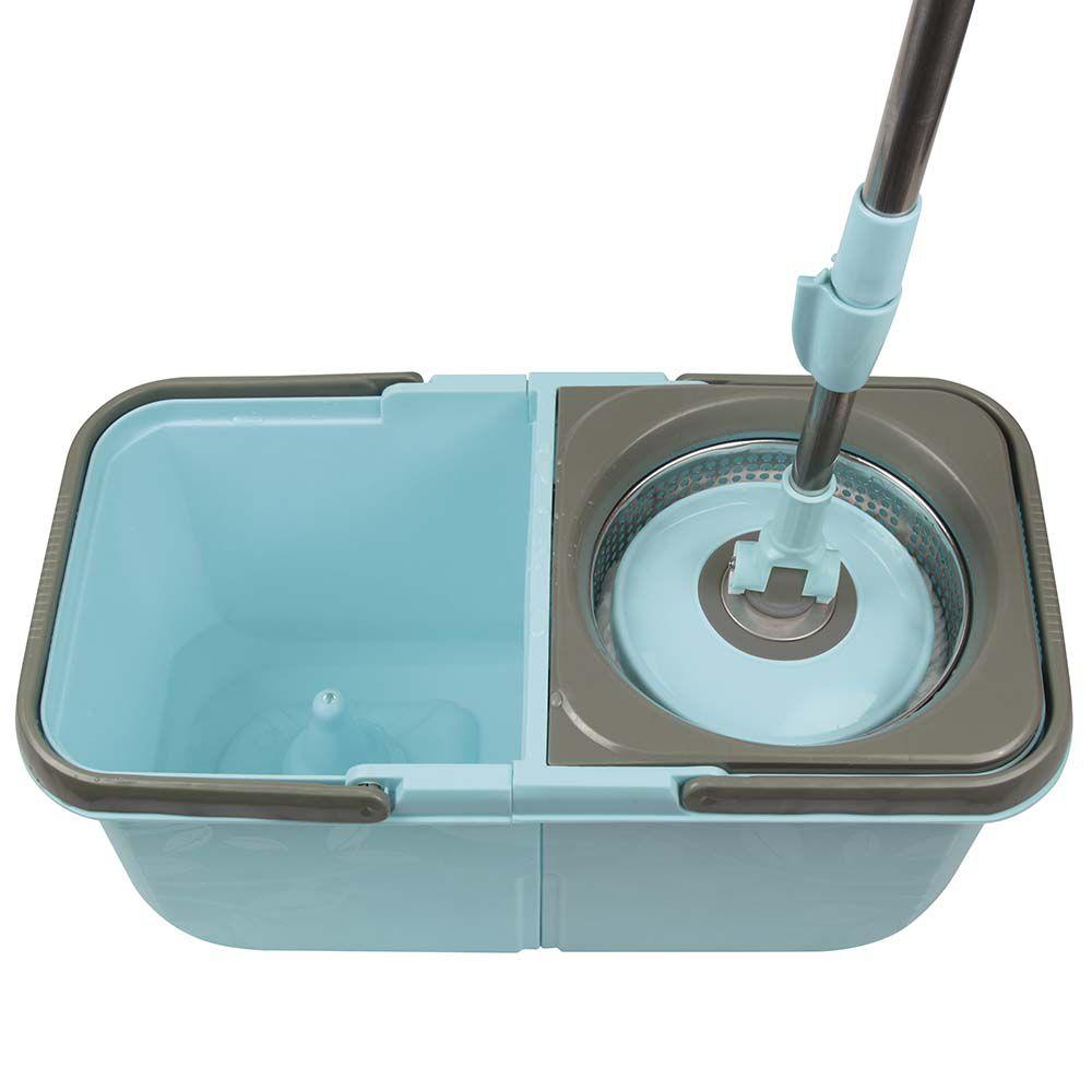 Esfregão Mop Limpeza Prática - MOR 8297