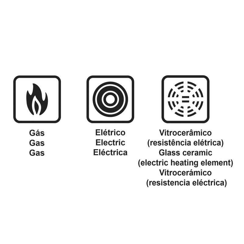Frigideira Profissional Em Alumínio Cabo Baquelite 24cm 1,3L Tramontina - 20887/024
