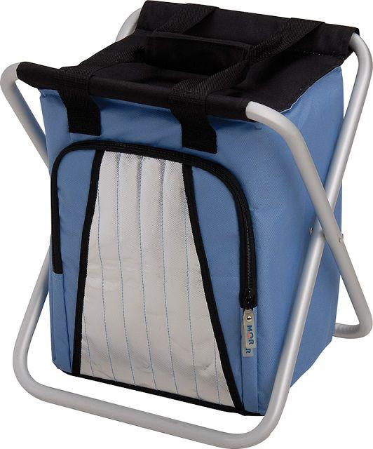 Ice Cooler Banqueta 25 Litros Azul - MOR 3630