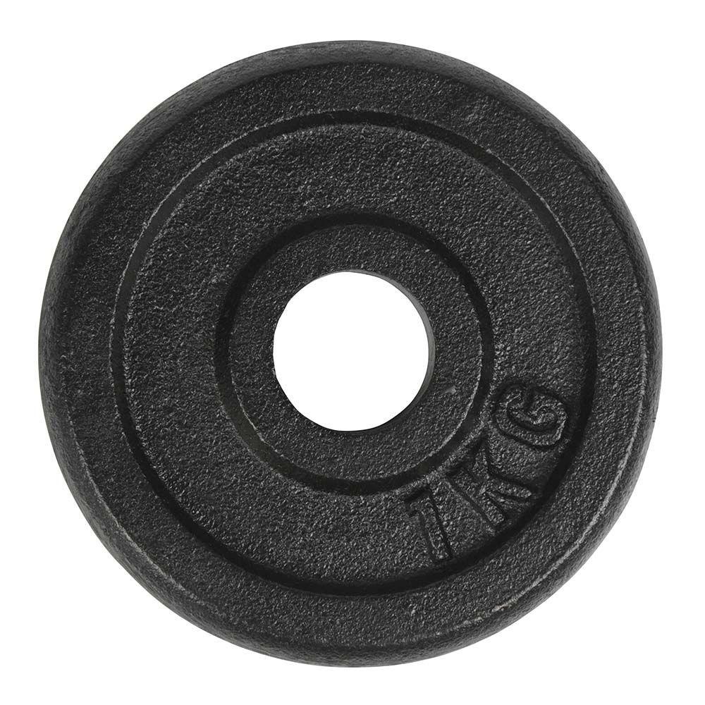Kit Halteres 19 Peças 15 Kg + Kit Tonificação Muscular 5 Pçs - MOR 40200016 40200019