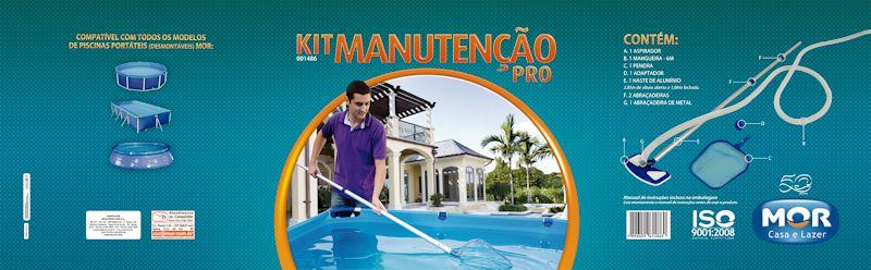 Kit Manutenção Piscina - MOR 001486