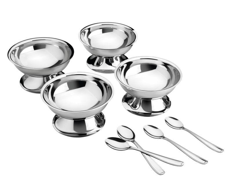 Kit Para Sobremesa Aço Inox 8 Peças Tramontina - 64400/770