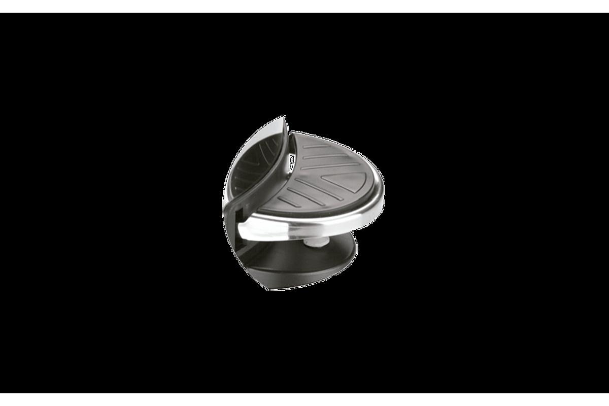 Lixeira Inox Com Pedal e Balde Decorline 20x30Cm 5L Brinox 3040/202
