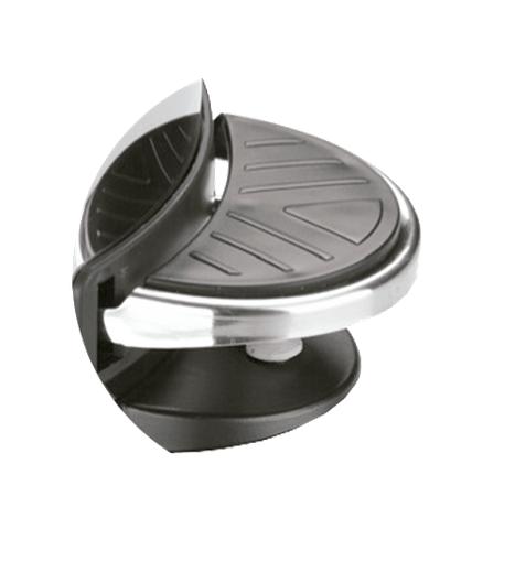 Lixeira Inox Com Pedal e Balde Decorline 25x41Cm 12L Brinox 3040/203