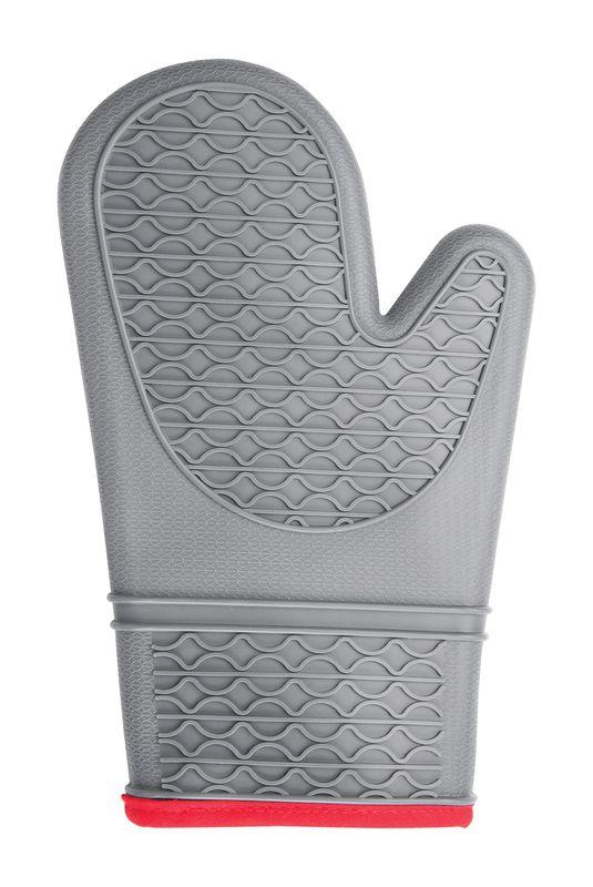 Luva Térmica Cinza em Silicone com Forro Vivace Tramontina - 62996/030