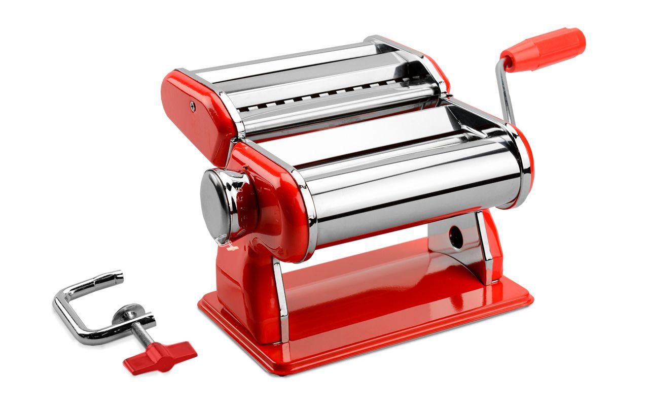 Máquina para macarrão vermelho Verona Brinox 2520/104