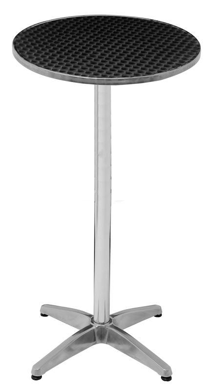 Mesa Alta 2 Posições Alumínio - MOR 9118
