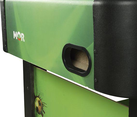 Pebolim Fla Flu Stadiun Green - MOR 9171