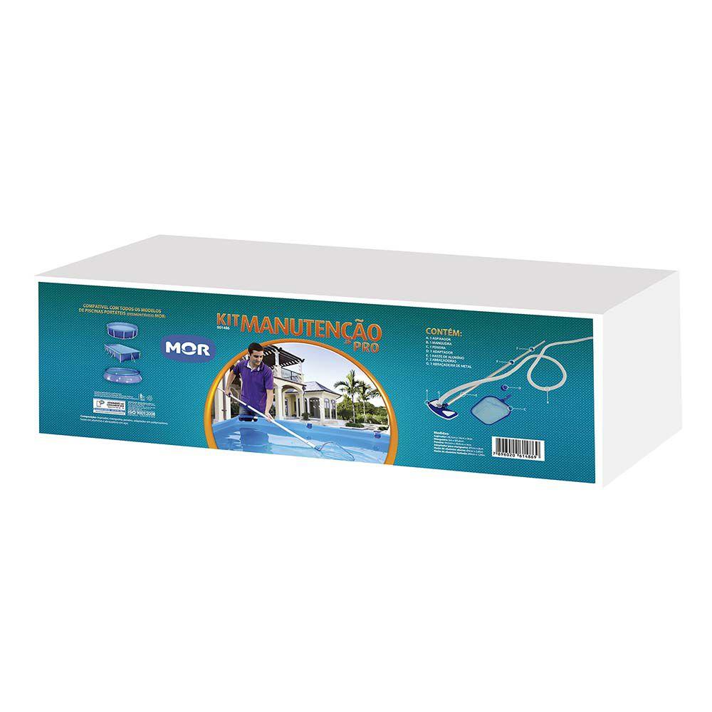 Piscina 10.000 Litros Premium Com Acessórios - MOR 1027
